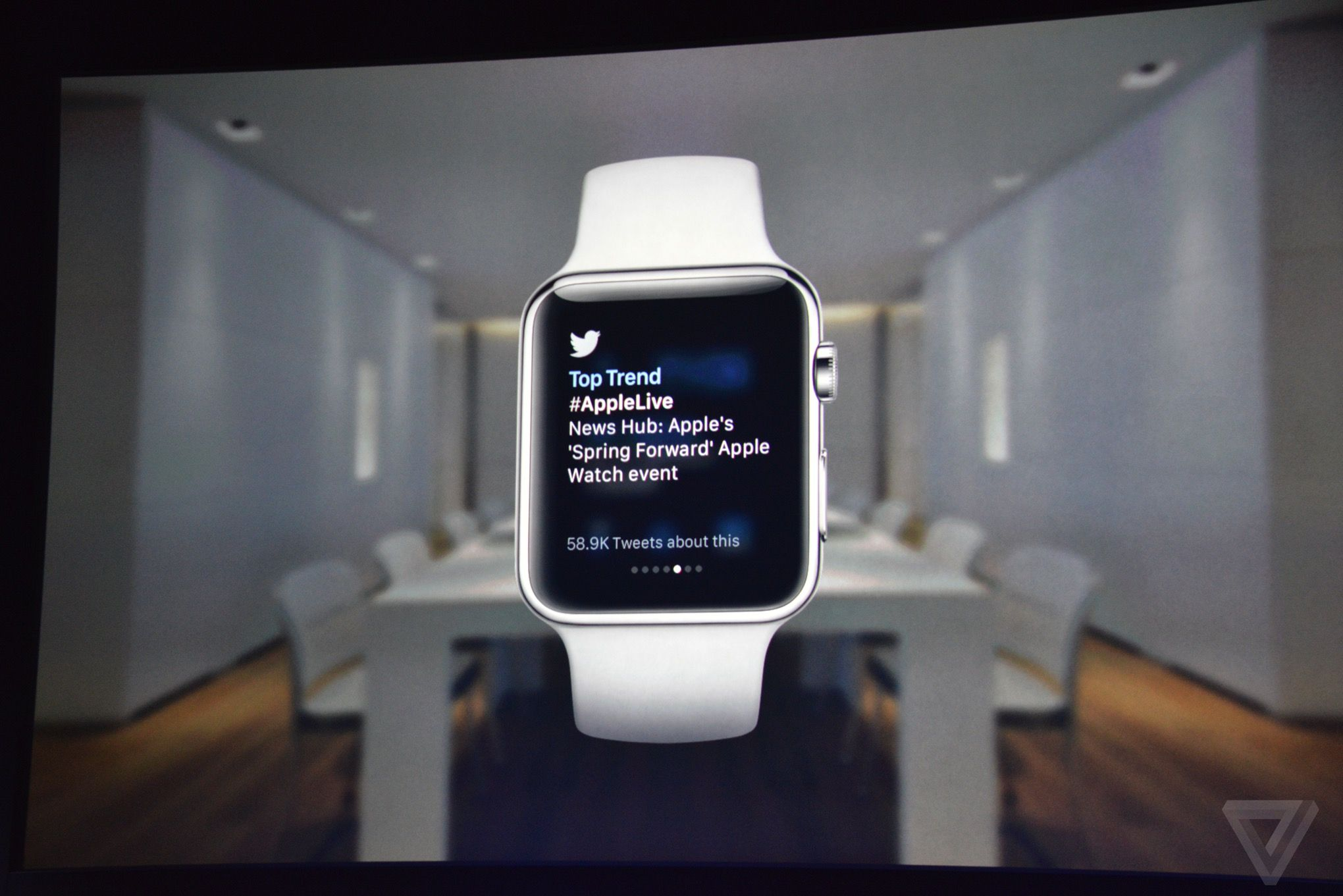 The best apps for Apple Watch shown at today's event | The Verge