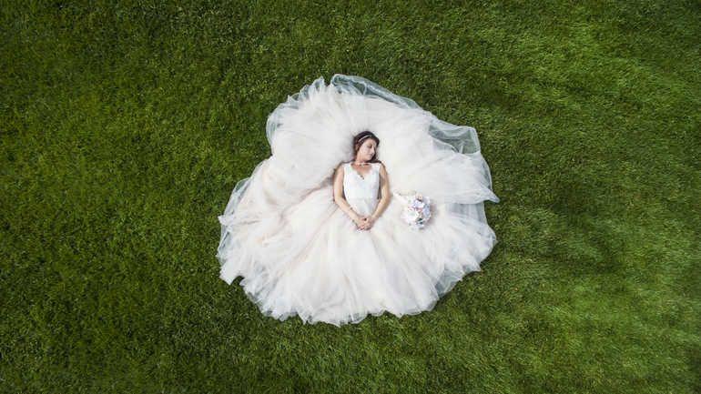 Drohnenfotografie Fur Deine Hochzeit Blue Sky Drohnenverleih