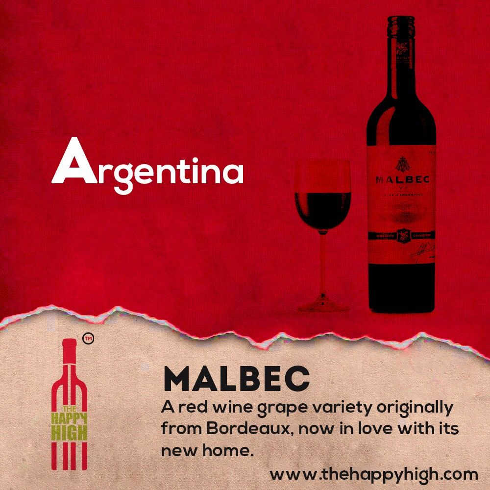 Pin By Ajit Balgi On Food Wine Spirits From India And The World Malbec Red Wine Bordeaux