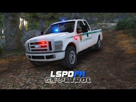 Lspdfr Day 252 Ford F350 Park Ranger Live Stream Park