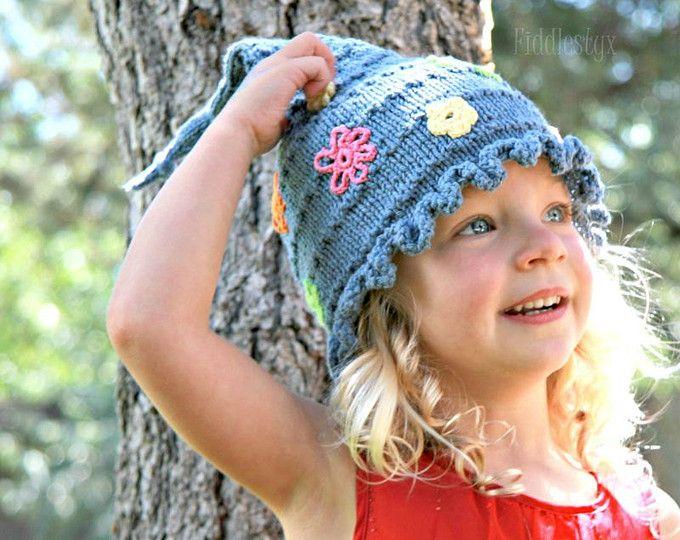 Hat Knitting Pattern Nautical Fish Hat Pattern The Charlie Hat