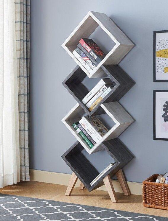 22 brilliant bookcases for small spaces