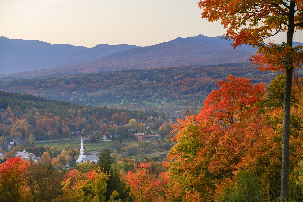 Whether you're talking about its majestic rolling hills… | 27 Reasons You Should Definitely Visit New England