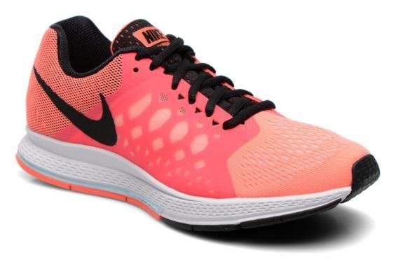 Nike Wmns Nike Zoom Pegasus 31 (Rose) - Chaussures de sport chez Sarenza (