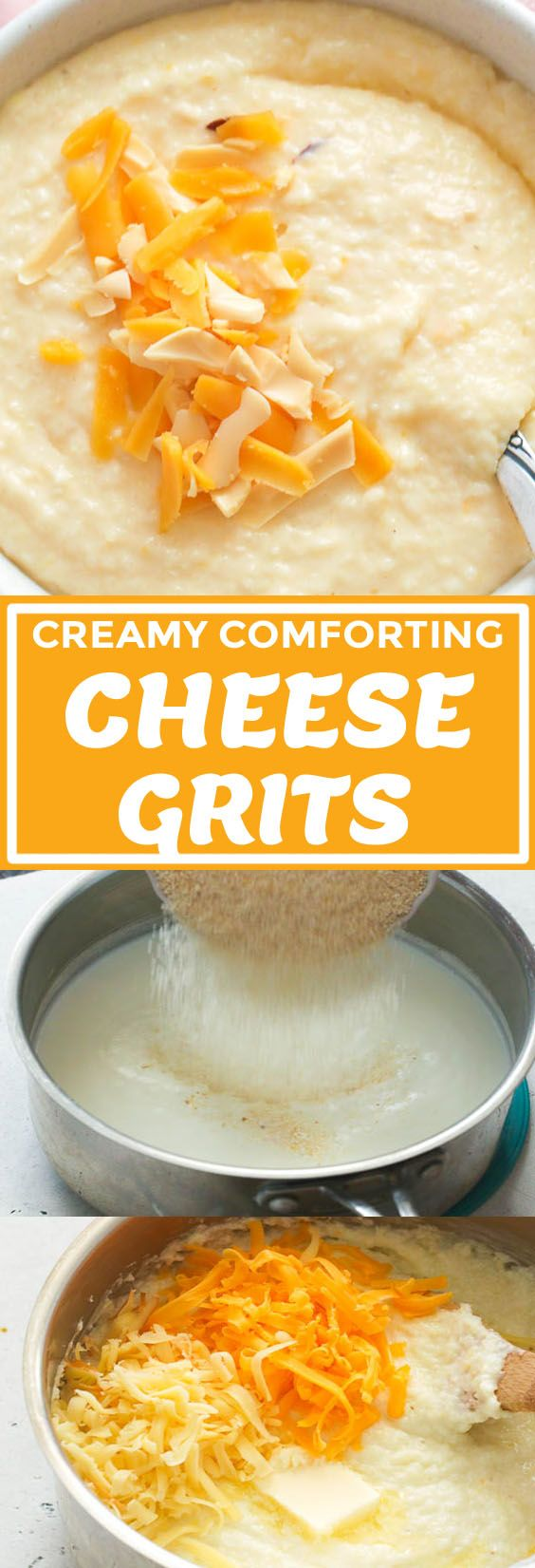 Photo of Cheese Grits – Immaculate Bites