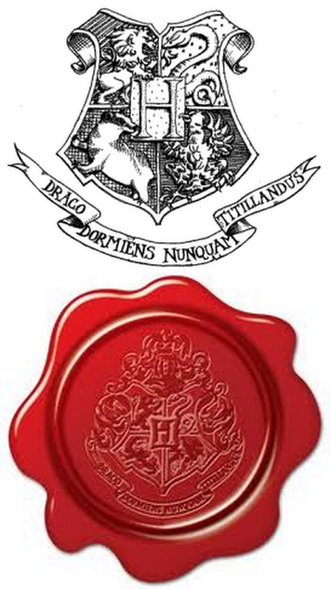 this post contains links to harry potter like fonts a printable wax seal and a template of an acceptance letter