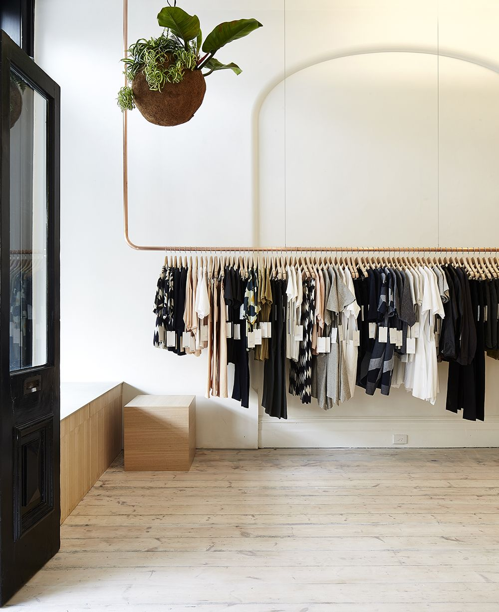 Best Clothing Racks With Images Store Interiors Shop