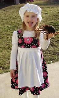 Diy Clothes Refashion Diy Little Miss Muffet From An Old Tshirt Little Girl Costumes Nursery Rhyme Costume Little Miss Muffet Costume