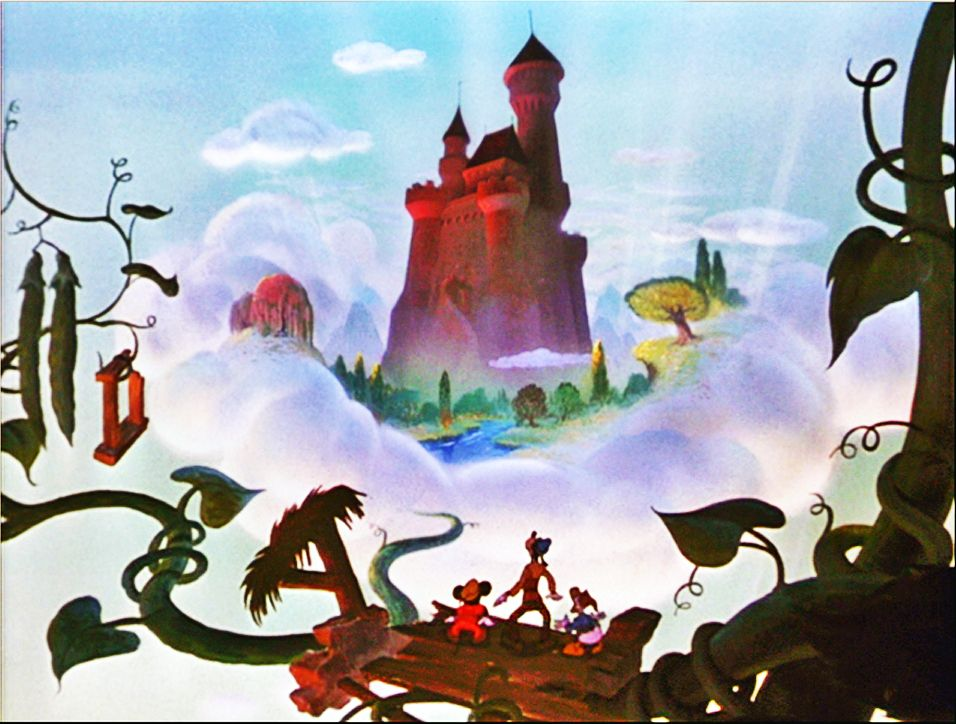 Jack And The Beanstalk Animated