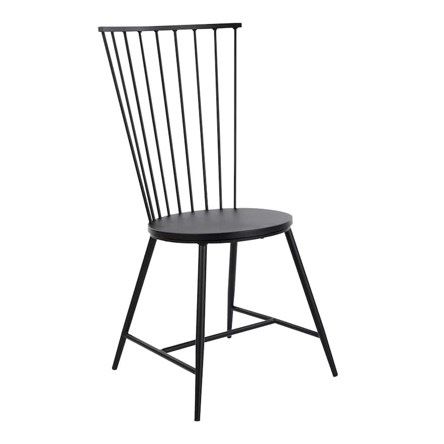 Osp Designs Bryce 26 Dining Chair In 2020 Metal Dining Chairs