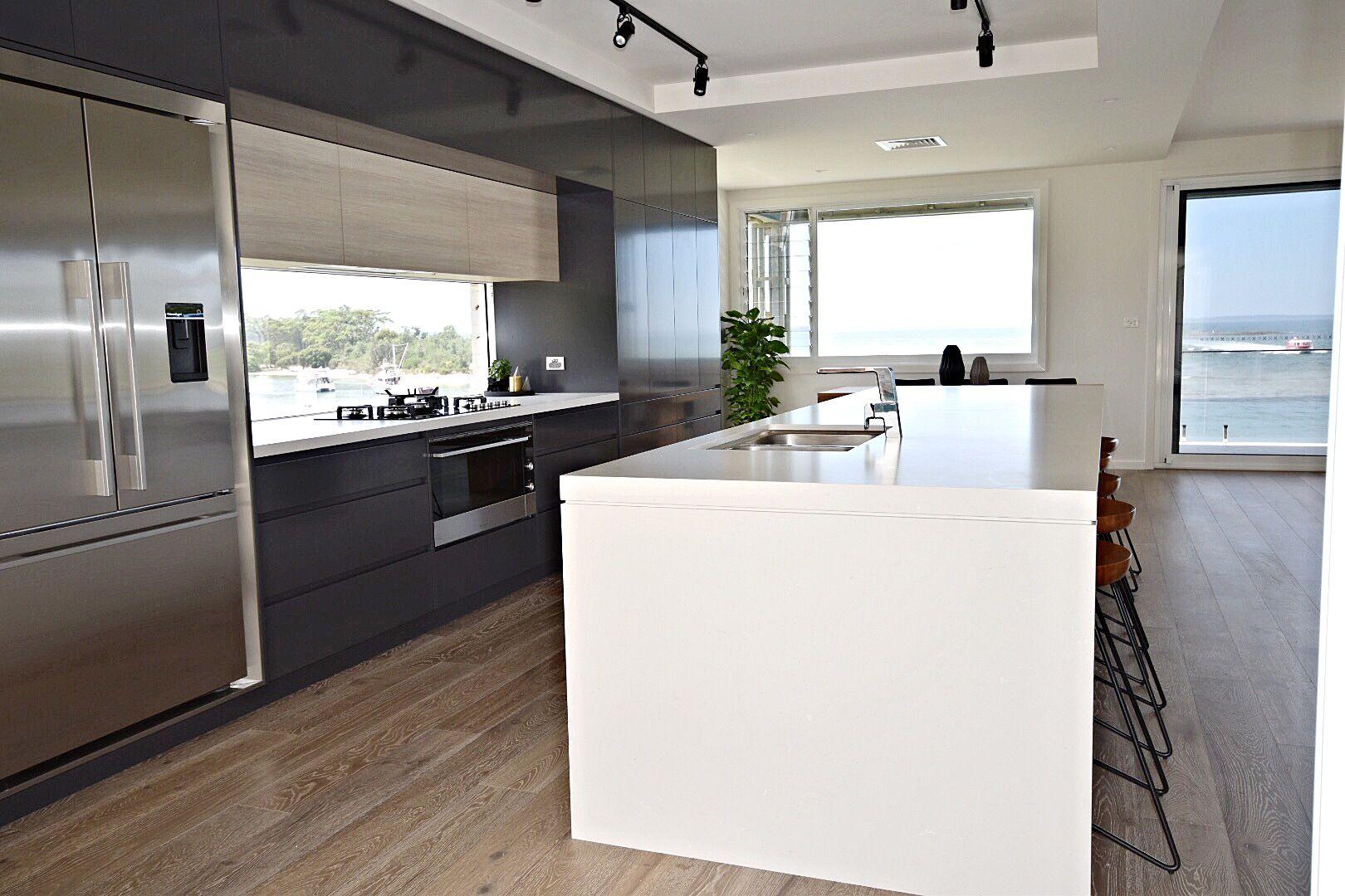 Chroma Colour Design Kitchen Design Caesarstone Kitchen Home Kitchens
