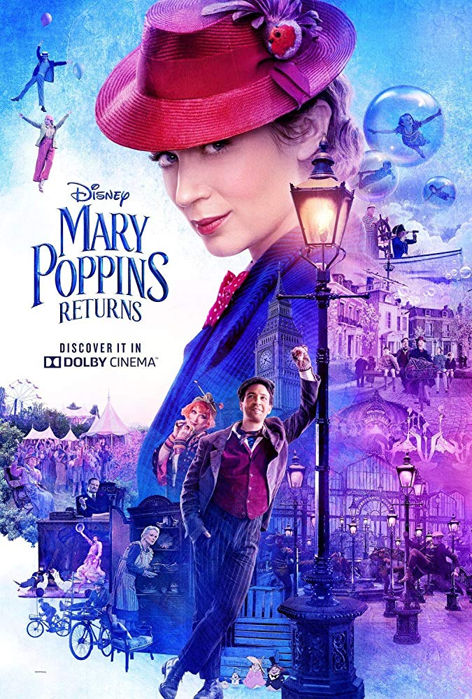 Download Mary Poppins Returns (2018) Bluray Subtitle