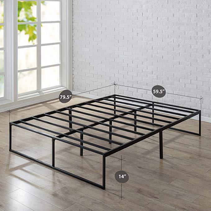Best Amazon Com Zinus Lorelei 14 Inch Platforma Bed Frame 640 x 480