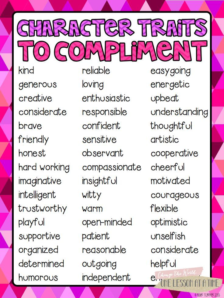 Are To Nice A Girl Compliment Words simple