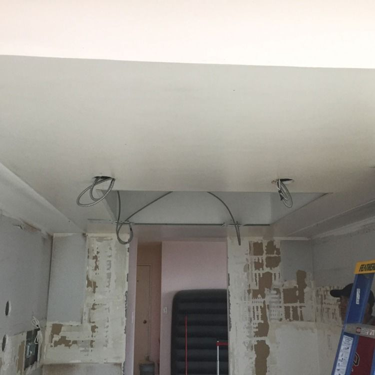 Residential Electrical Wiring Project In Richmond Hill In