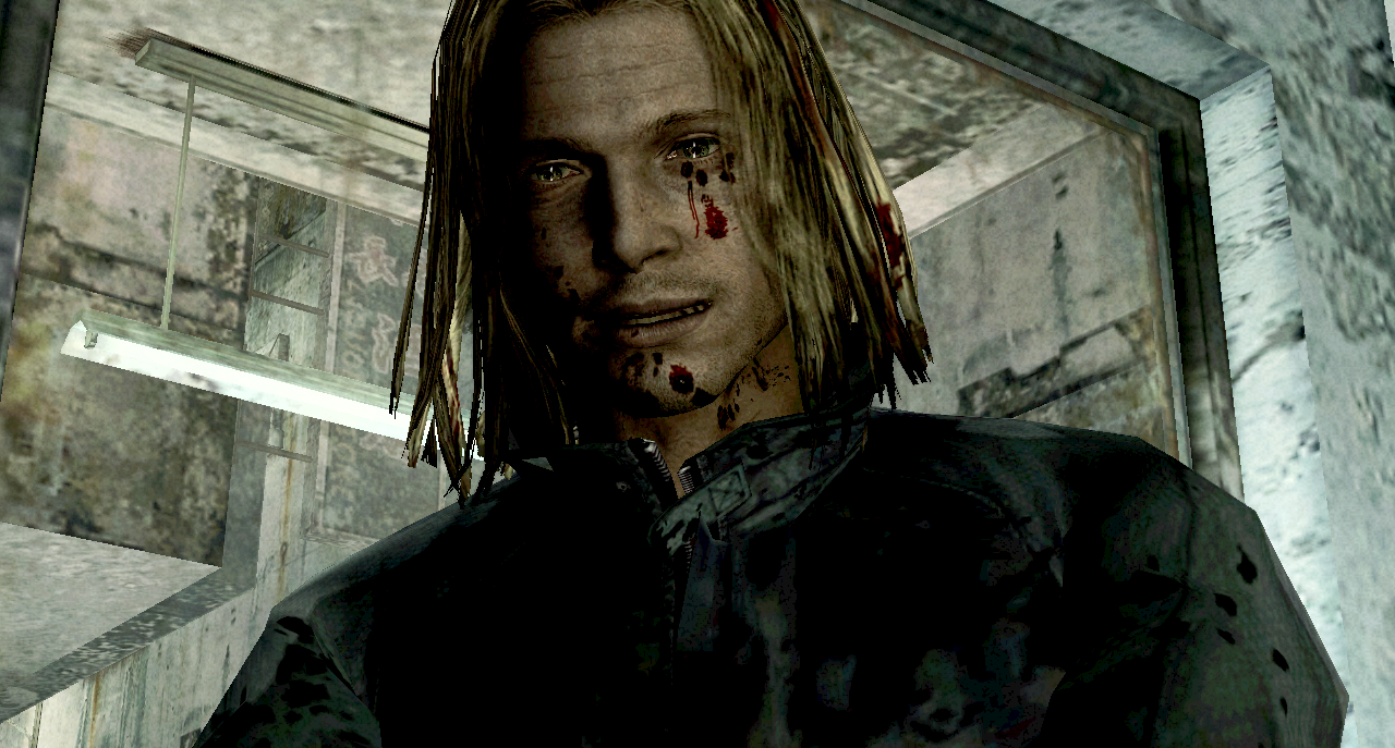 Good Old Crazy Walter Sullivan Silent Hill 4 The Room Anime