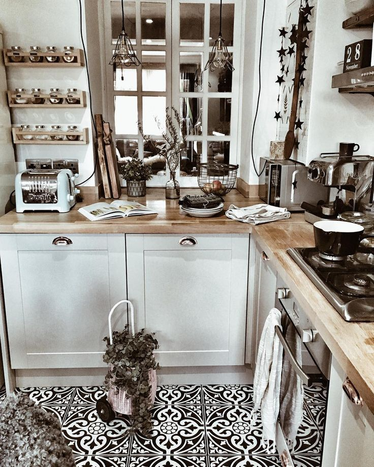 Kitchen In 2019 K 252 Chendekoration House Ideas Und