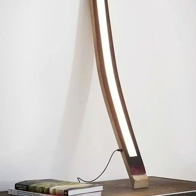 karess lampe tactile douelle barrique tonneau r midenjean dowell collection maison objet. Black Bedroom Furniture Sets. Home Design Ideas
