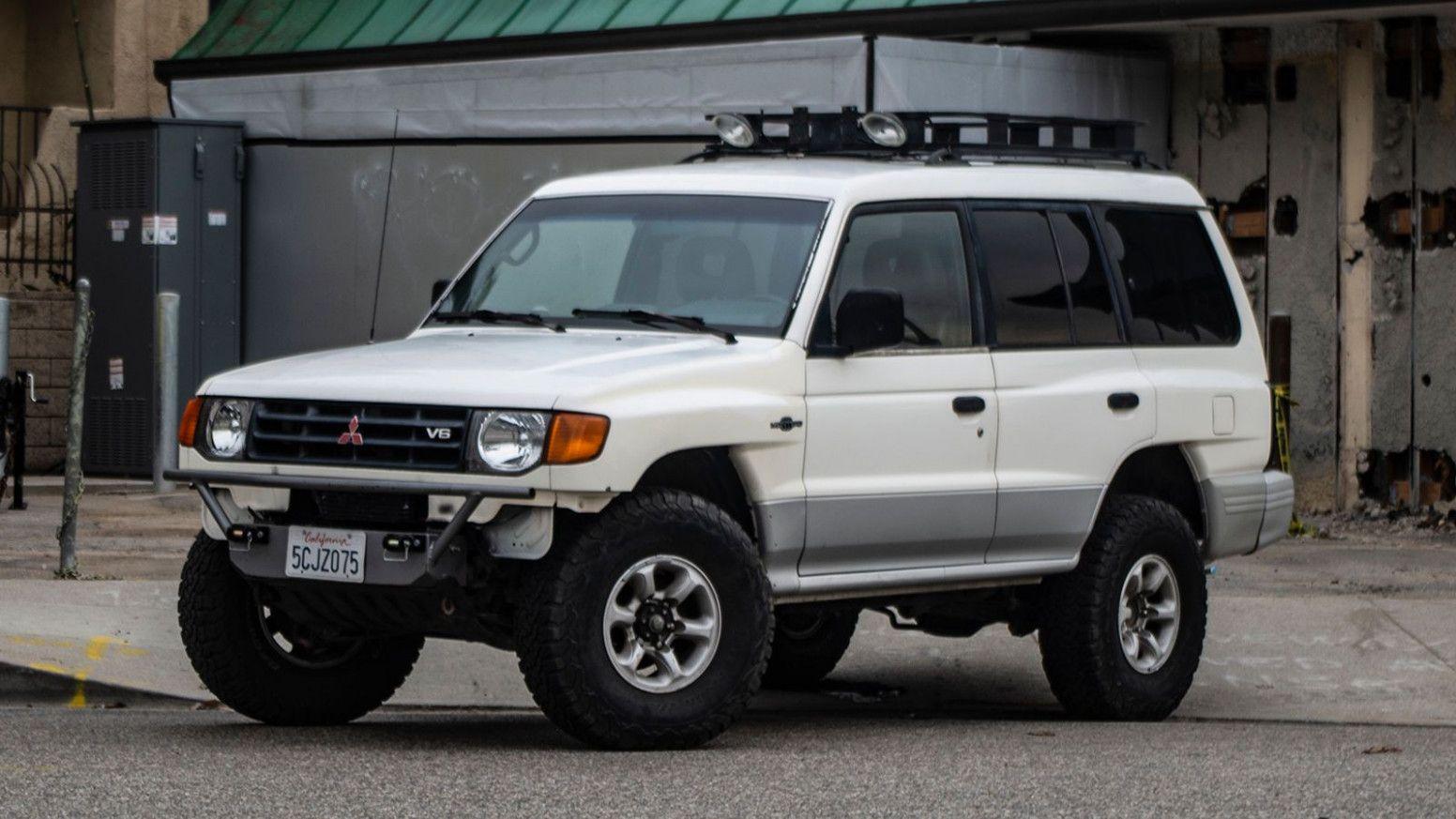 2021 Mitsubishi Montero Sport Philippines Pictures