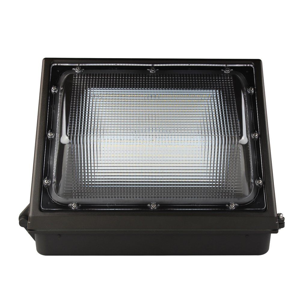 80w Led Wall Pack Fixture 5000k Daylight Led Wall Light 10400lumen Led Security Lighting Ip Led Outdoor Lighting Outdoor Wall Mounted Lighting Wall Pack Lights