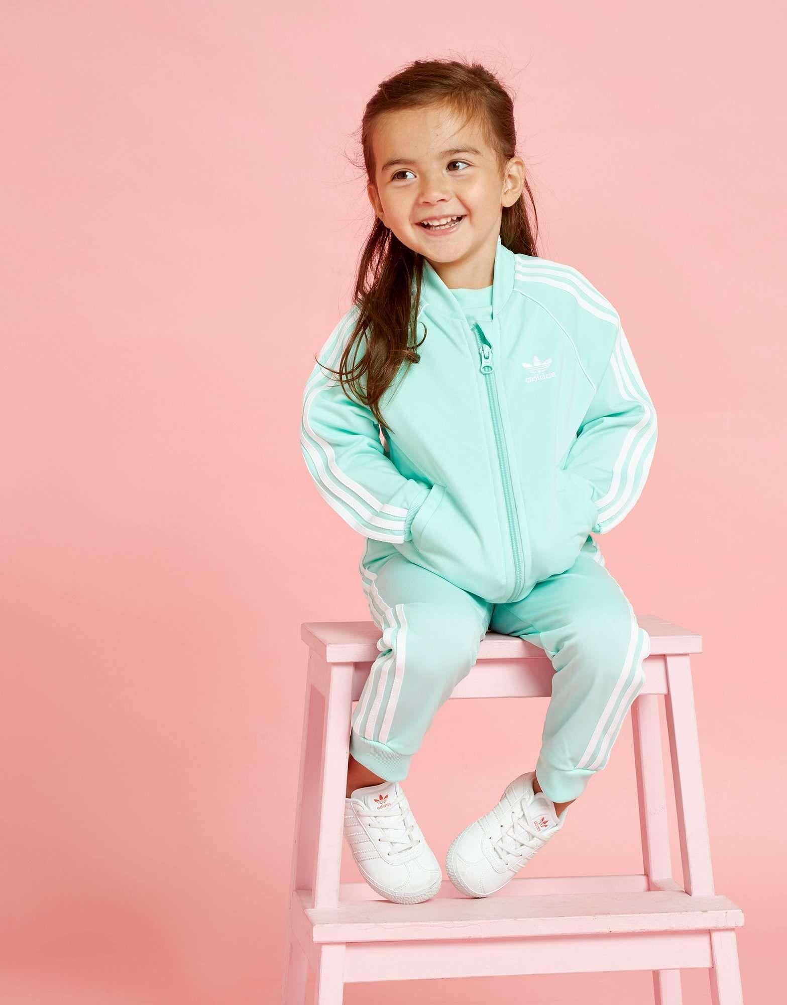 b6cc5d87164a1 adidas Originals Girls  Superstar Tracksuit Infant - Shop online for adidas  Originals Girls  Superstar Tracksuit Infant with JD Sports