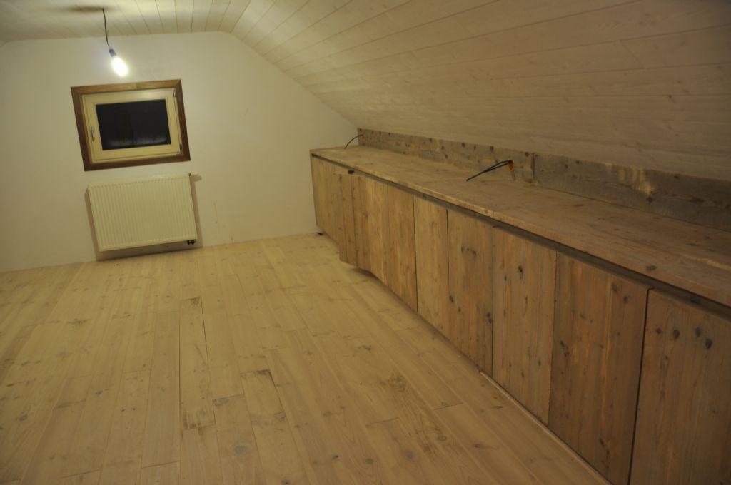 lage kasten steigerhout op maat klant  kasten dressings