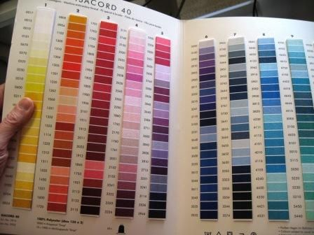 Madeira thread color chart embroidery thread color chart arc