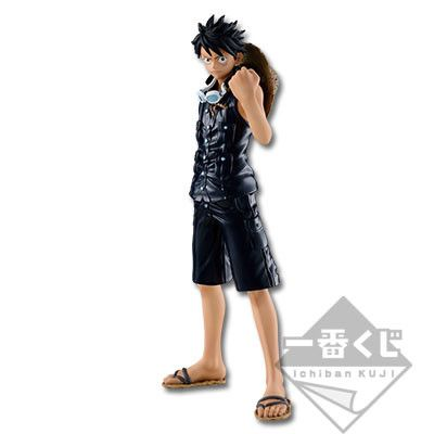 Anime ONE PIECE A Prize Memories Luffy Red Shanks shankusu PVC Figure Xmas gift