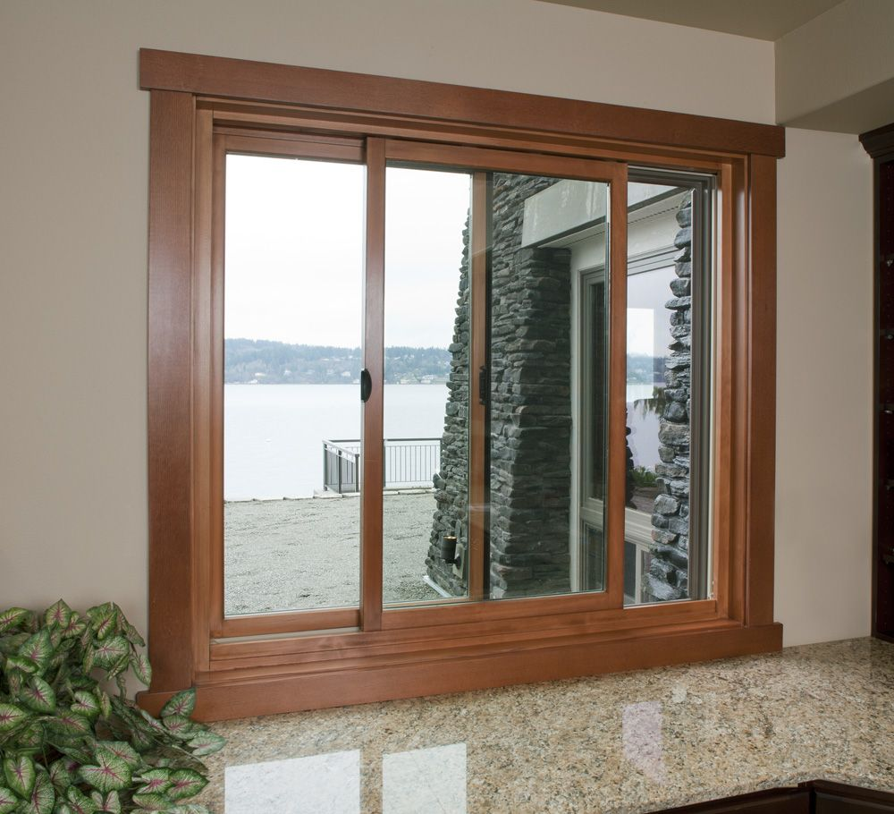 Double Horizontal Sliding Window & Sliding Glass Window | Milgard ...