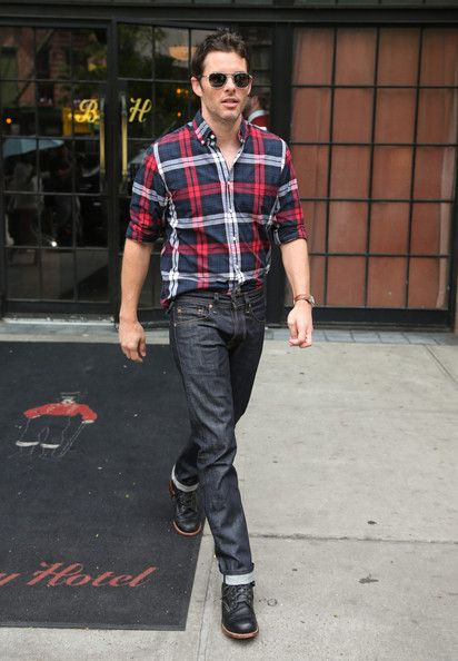 James Marsden - James Marsden Out and About in New York City