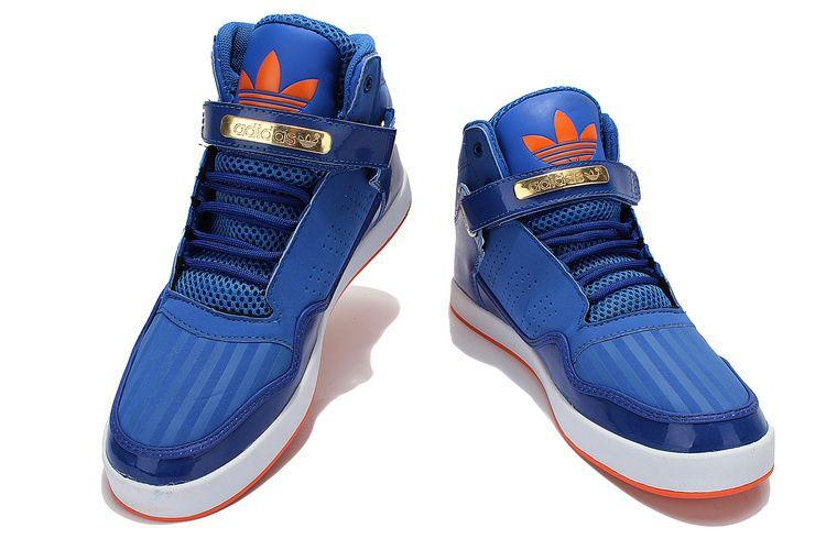 Adidas Originals AR 2.0 Royal Blue Orange White $57.79