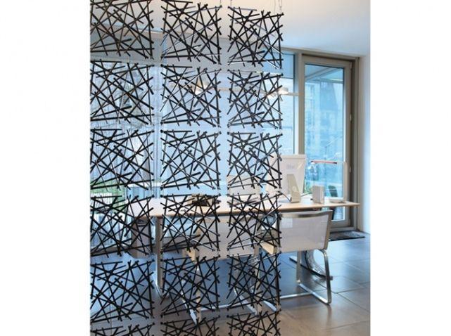 s parer sans cloisonner 10 astuces pour cr er des espaces 2 en 1 elle d coration. Black Bedroom Furniture Sets. Home Design Ideas
