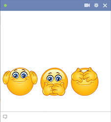 Hear No Evil Speak No Evil See No Evil Smiley Smiley Emoji Emoticon