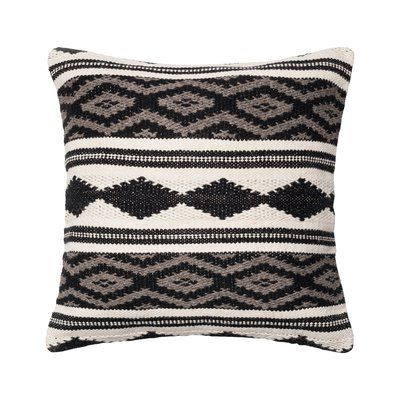 Union Rustic Hera Throw Pillow Throw Pillows Pillows Loloi Pillows