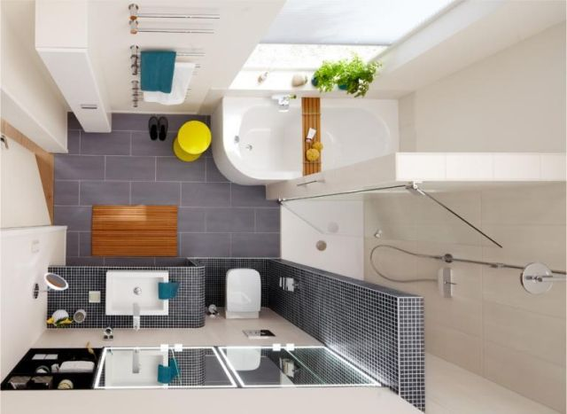 Fotos Badezimmergestaltung badezimmergestaltung ideen kleine bader optimal einrichten