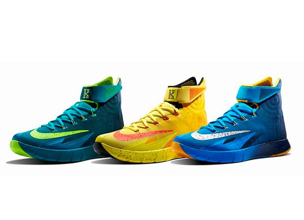 new product f1034 3b97d Nike Zoom HyperRev Kyrie Irving PE Pack Drops 5 10