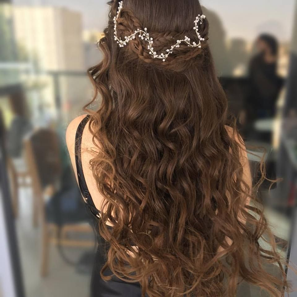 Bridal Hair Accessories Online Hair Accessories Hair Accessories For Brides Hair Accessories Online Hair Accesso Hair Jewelry Hair Styles Elegant Ponytail