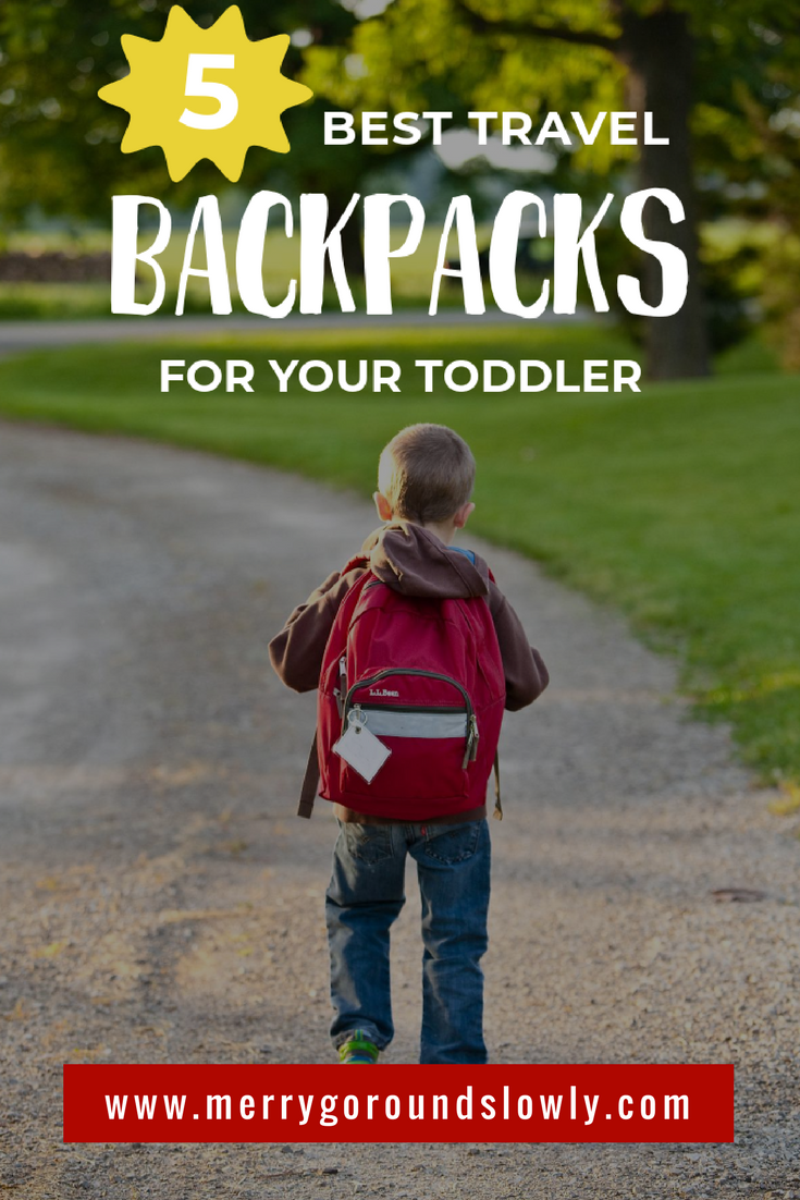b913a41f87c5 Chosing the Best Toddler Backpack for Travelling