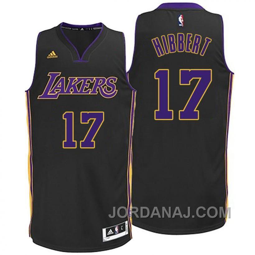 Http Www Jordanaj Com Los Angeles Lakers 17 Roy Hibbert New Swingman Alternative Black Jersey Html Los Angeles Lake Los Angeles Lakers Nba Los Angeles Lakers