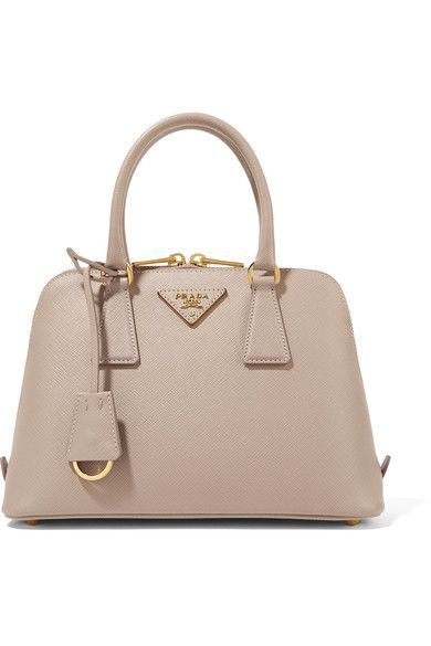 878f23273e PRADA Promenade Textured-Leather Tote.  prada  bags  leather  hand bags   tote