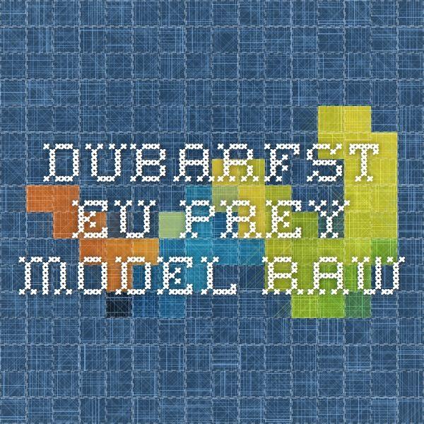 dubarfst.eu Prey Model Raw