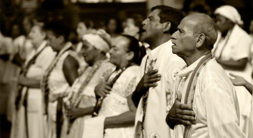 Religiões afro-brasileiras sob uma olhar poético. Foto: Reprodução