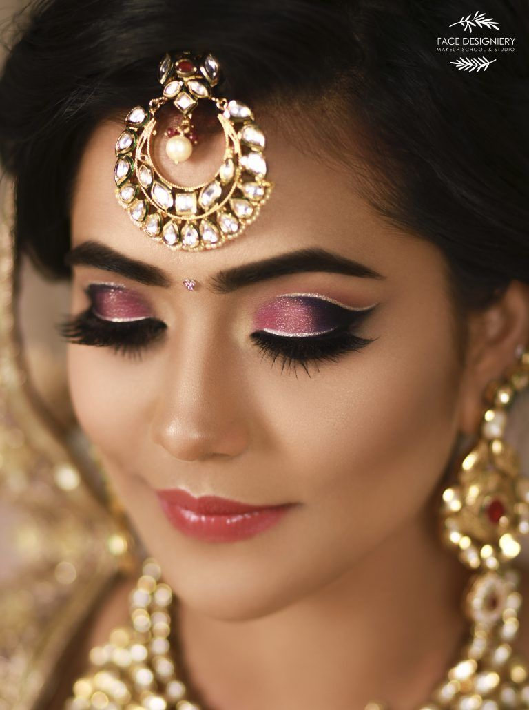 Bridal Makeup By Shruti Bhatt In 2019 Bridal Eye Makeup Bridal