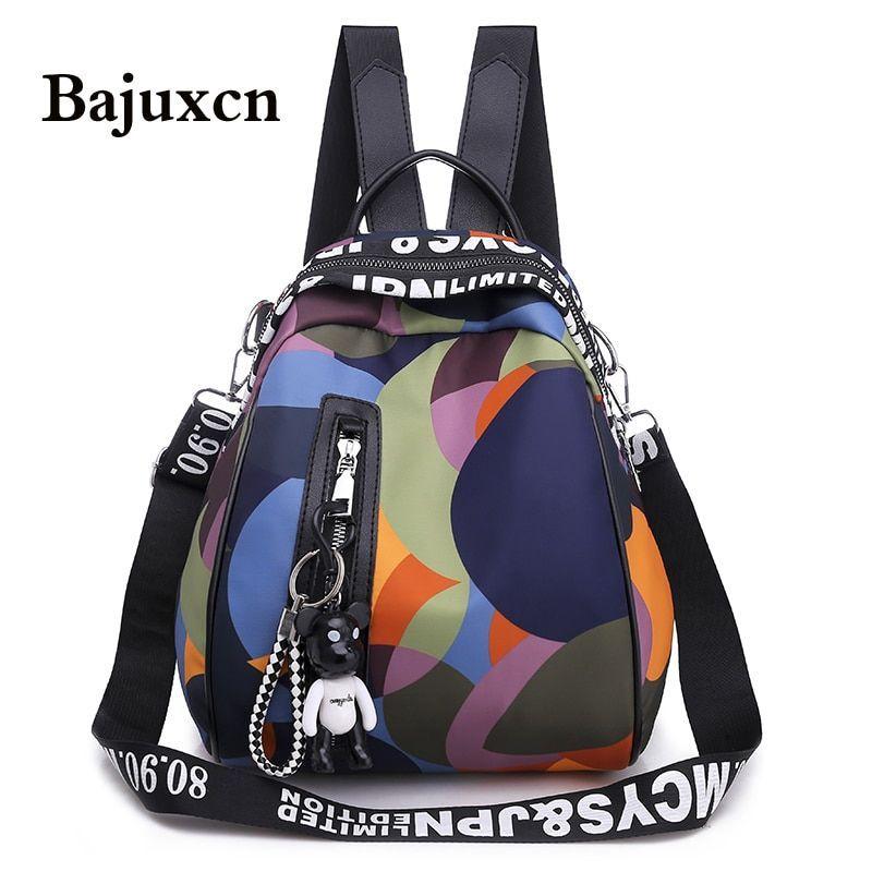 Details about  /Women Ladies Backpack School Rucksack Travel Hiking Satchel Large Shoulder Bag