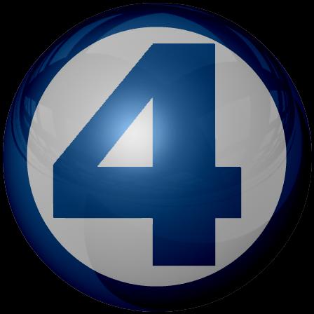 Fantastic 4 Sphere By Kalel7 On Deviantart Fantastic Sphere Comics Logo