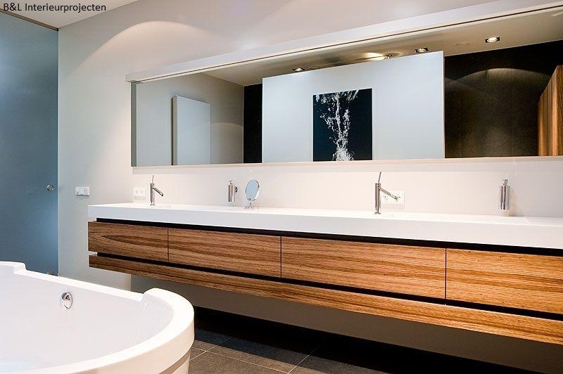 Badkamer Op Maat : Interieurbouw badkamer op maat van bommel van lieshout