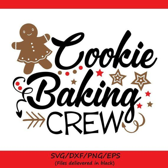 Download Cookie baking crew svg, christmas svg, gingerbread svg ...
