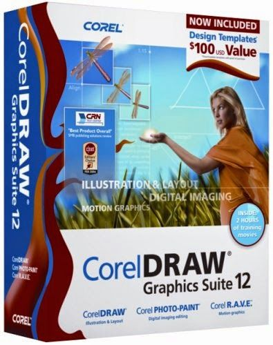 corel draw software free download full version 12