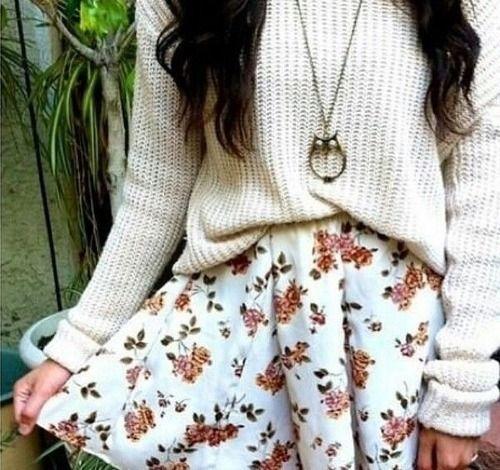 skirt | Tumblr