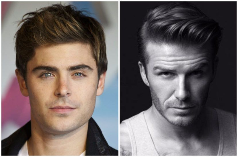 Best Haircuts for Men with a Round Face | Round face haircuts, Square shaped face hairstyles ...